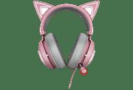 RAZER Kraken Kitty Edition, Over-ear Gaming Headset Quartz