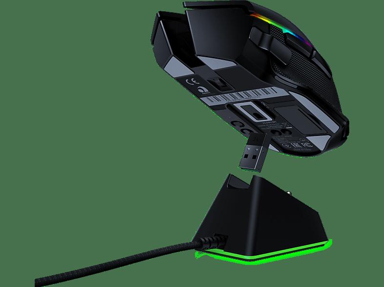 Razer Basilisk Ultimate Gaming-Maus und Maus-Ladestation