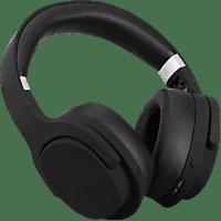 ISY IBH-7000 Active Noise Cancelling, On-ear Kopfhörer Bluetooth Schwarz