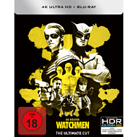 Watchmen [4K Ultra HD Blu-ray + Blu-ray]