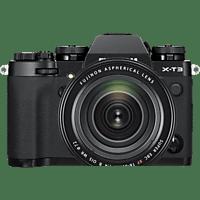 FUJIFILM X-T3 Schwarz inkl. XF16-80mmF4 R OIS WR Kit Systemkamera 26.1 Megapixel, 7,6 cm Display Touchscreen, WLAN