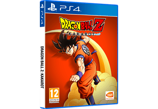 Dragon Ball Z Kakarot UK PS4