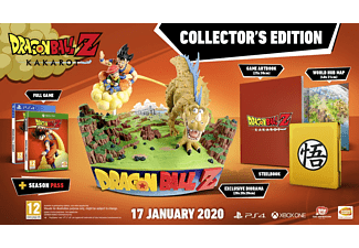 Dragon Ball Z Kakarot Collector Edition UK/FR Xbox One