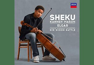 Sheku/london Symphony Orchestra Kanneh-mason - ELGAR  - (CD)