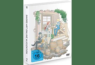 Sword Art Online - Alicization 3. Staffel 2 (Episode 07-12) DVD