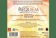 Michael Spyres, The Philharmonia Orchestra, Philharmonia Chorus, The London Philharmonic Orchestra - Requiem (Grande Messe des morts) [CD + DVD Video]