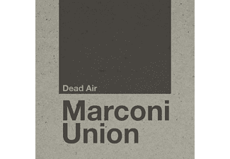 Marconi Union - DEAD AIR  - (CD)