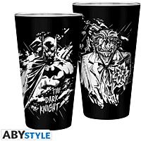 ABYSTYLE DC Comics Batman Joker Glas, Mehrfarbig