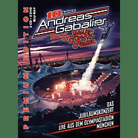 Andreas Gabalier - Best of Volks-Rock'n'Roller – Das Jubiläumskonzert live aus dem Olympiastadion in München [CD]