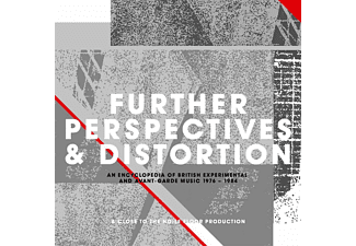 VARIOUS - Further Perspectives & Distortion 1976-1984  - (CD)