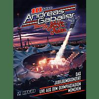 Andreas Gabalier - Best of Volks-Rock'n'Roller – Das Jubiläumskonzert live aus dem Olympiastadion in München [DVD]