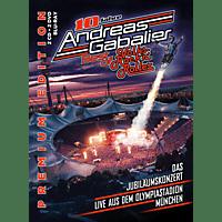 Andreas Gabalier - Best of Volks-Rock'n'Roller – Das Jubiläumskonzert live aus dem Olympiastadion in München [CD + Blu-ray Disc]