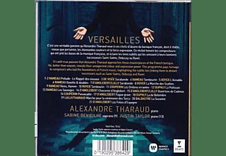 Alexandre Tharaud - Versailles  - (CD)