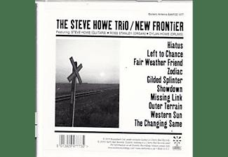 Steve Howe Trio - New Frontier  - (CD)