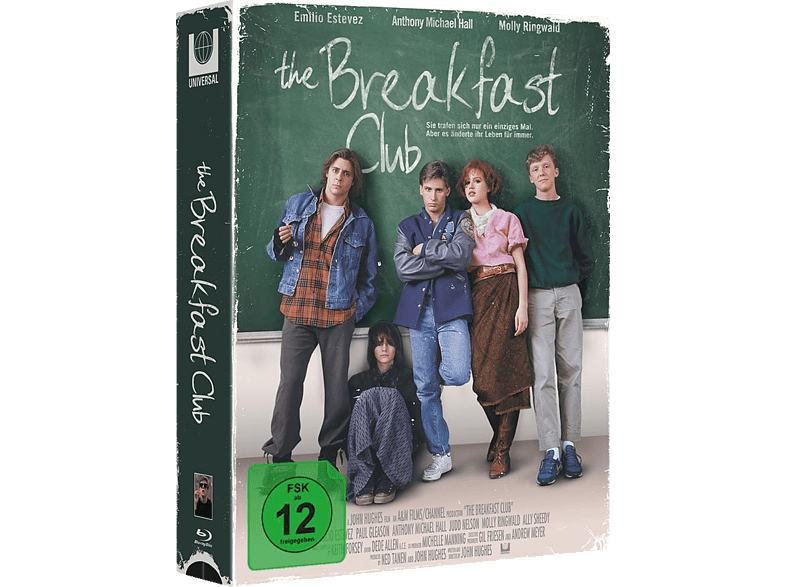 The Breakfast Club Exclusive Edition [Blu-ray]