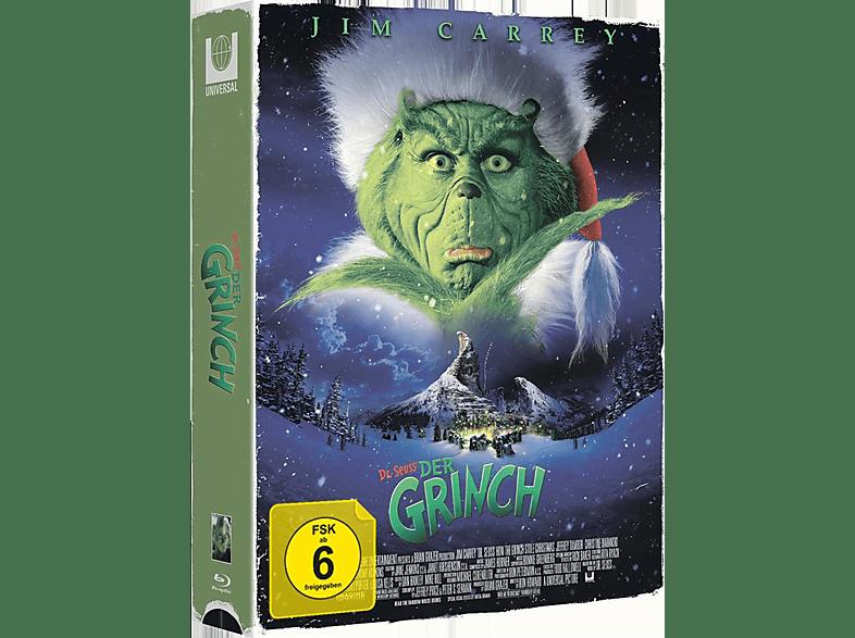 Der Grinch Exclusive Edition [Blu-ray]