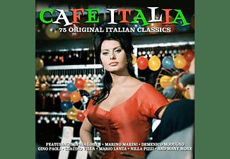 VARIOUS - Cafe Italia  - (CD)