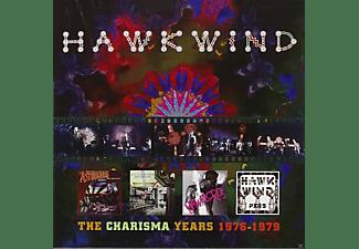 Hawkwind - Charisma Years 1976-1979 (4CD Clamshell Box)  - (CD)