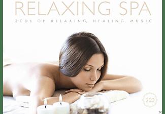 VARIOUS - Relaxing Spa  - (CD)