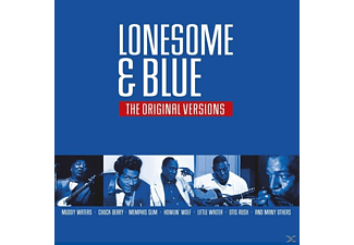 VARIOUS - Lonesome & Blue-The Original Version  - (CD)