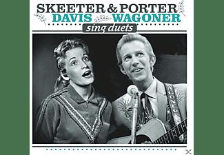 Skeeter & Porter W Davis - Sing Duets  - (CD)