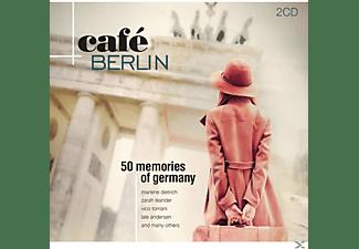 VARIOUS - Cafe Berlin  - (CD)