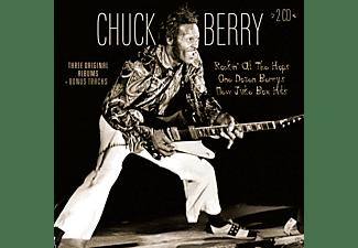 Chuck Berry - 3 Original Albums Plus  - (CD)