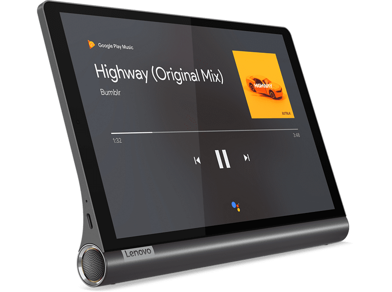 Lenovo LENOVO Yoga Smart Tab YT-X705F, Tablet, 32 GB, 10,1 Zoll, Iron Grey