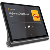 LENOVO Yoga Smart Tab YT-X705F, Tablet, 32 GB, 10,1 Zoll, Iron Grey