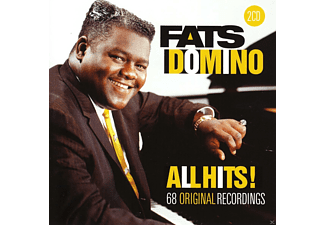 Fats Domino - All Hits! 68 Original Recordings  - (CD)
