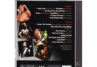 Styx - Caught In The Act Live  - (CD)