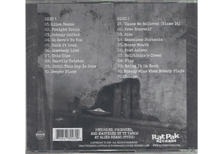Ty Tabor - Alien Beans  - (CD)