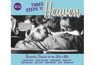 VARIOUS - Three Steps To Heaven  - (CD)