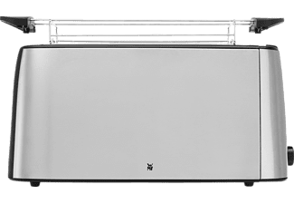 WMF 04.1415.0011 Bueno Pro Toaster Silber (1550 Watt, Schlitze: 2)