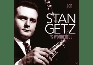 Stan Getz - 'Wonderful  - (CD)