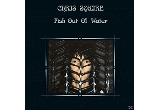 Chris Squire - Fish Out Of Water  - (CD)