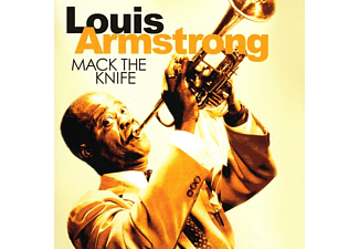 Louis Armstrong - Mack The Knife  - (CD)