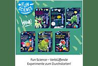 KOSMOS Fun Science Wuslende Salzkrebse Experimentierkasten, Mehrfarbig