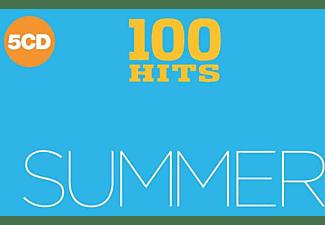 VARIOUS - 100 Hits-Summer  - (CD)