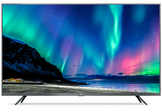 "TV LED 43"" - Xiaomi Mi TV 4S UHD 4K, Quad Core, Bluetooth, Android TV, PatchWall, Google Assistant, Chromecast"