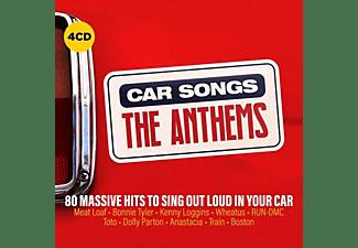 VARIOUS - Car Songs  - (CD)