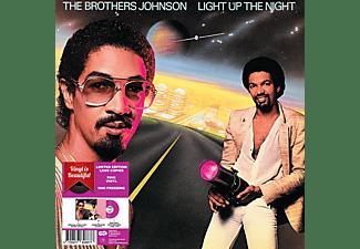The Brothers Johnson - Light Up The Night  - (Vinyl)