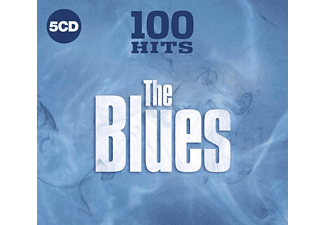 VARIOUS - 100 Hits-The Blues  - (CD)