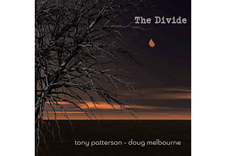 Tony Patterson & Doug Melbourne - The Divide  - (CD)