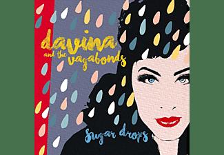 Davina, The Vagabonds - Sugar Drops  - (CD)