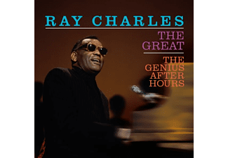 Ray Charles - The Great/The Genius  - (CD)