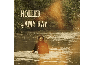 Amy Ray - HOLLER (GATEFOLD)  - (Vinyl)