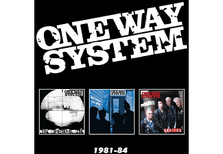 One Way System - 1981-84  - (CD)