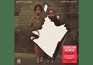 Satisfaction Unlimited - Think Of The Children  - (Vinyl)