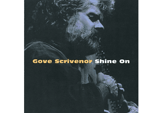Gove Scrivenor - SHINE ON  - (CD)